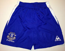 Official Everton Home Shorts - Blue - Le Coq Sportif - All Sizes