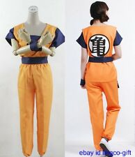 Cos Cosplay Costume coat jacket pants for DRAGON BALL gun