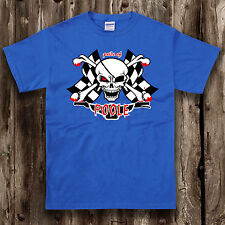 Poole Speedway Mens T Shirt -- Motor Sport Clothing Championship Racing Present
