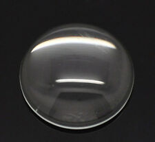 Wholesale Lots Clear Round Glass Dome Seals 18mm