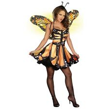 Monarch Fairy Costume Adult Monarch Butterfly Halloween Fancy Dress