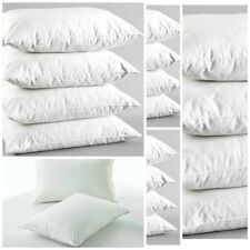 Luxury Duck Feather Pillow Home Use Or Hotel  2-4-6-8-10 OR 12 PACK Brand New UK