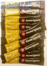 Douwe Egberts Pure Gold - Individual One Cup Coffee Sachets (12 / 25 / 50 / 100)
