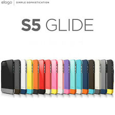 elago S5 Glide Case for iPhone5/5s/SE 2-color Bottom Cases & Screen Protector