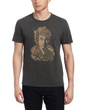 New Lucky Brand Bob Dylan Vintage Look Concert Rock Band Tee T Shirt, $39 SRP