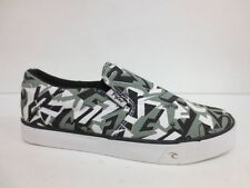Rip Curl 'Venice' Black/Grey Mix Me's Slip On Casual Shoes