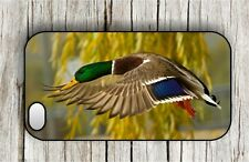 BIRD DUCK WILD LIFE CASE COVER FOR iPHONE 4 / 4S OR 5 -me56vo