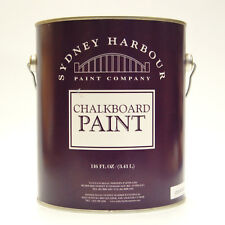 Sydney Harbour Interior / Exterior Chalkboard Paint - Select from 17 Colors
