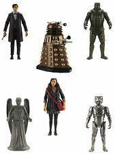 Doctor Who SERIES 7  CLARA OSWALD, Ice Warrior, DOCTOR, Dalek, WEEPING, Cyberman