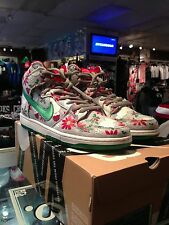 CONCEPTS X NIKE SB DUNK HIGH PREMIUM UGLY CHRISTMAS SWEATER!!! SIZE 8.5