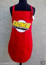 Bazinga Kitchen Chef Craft Apron Big Bang