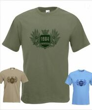 1944 1954 1964 1974 Aged to Perfection 70th 60th 65th 50th 40th Birthday T-Shirt