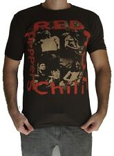 **Red Hot Chili Peppers T-Shirt** Unisex Retro Rock Vest **Sizes S M L XL**