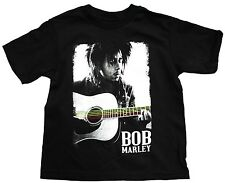 Bob Marley Guitar Poster Official Licensed Authentic Toddler T-Shirt Tee