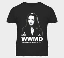 What Would Morticia Do Addams Family T Shirt