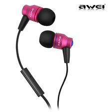 Awei TE-800i Super Bass HiFi Headphones Earphones For iPhone/iPad/Samsung Galaxy
