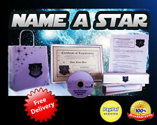 NAME A STAR FOR HER THIS VALENTINES - ROMANTIC LOVE GIFT SET FOR GIRLFRIEND