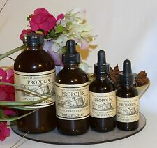 PROPOLIS Tincture Extract  ~anti-inflammatory  4sizes