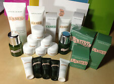 Creme De La Mer Skincare, Face, Eye & Body Deluxe Sample - U Pick!