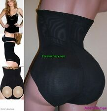 Butt Enhancer Body Shaper 2 in 1 Tummy Control Hi Waist Cincher Girdles  S-2XL