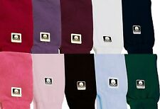 "Dance & Fashion All Cotton Leg Warmers 24"" 8 Colors NEW"