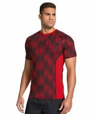 Under Armour Men's HeatGear Sonic ArmourVent; Short Sleeve