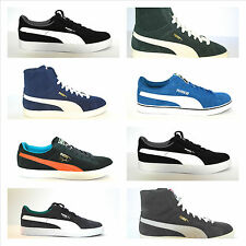 NEW Mens Puma Suede Classic Villas Clyde Trainers  LOW,MID RRP£60 FREES HIPPING