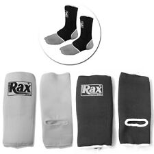 Ankle support padded pullover foot pain relief injury boxing protector brace 2x