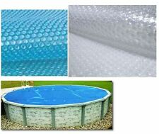 NEW Above Ground Swimming Pool Solar Blanket Covers - 8 or 12 Mil Available