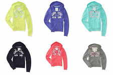 AEROPOSTALE AERO GRAPHIC PULLOVER WOMENS/GIRLS HOODIE/SWEAT SHIRT NEW #1462