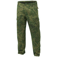 MIL-TEC RANGER BDU COMBAT MENS TROUSERS RUSSIAN ARMY PANTS DIGITAL FLORA CAMO