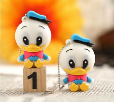 New Cute Duck Model 4GB-32GB USB2.0 Enough Flash Memory Stick Pen Drive