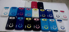 for samsung galaxy star pro s7262 trend s7392 soft case / smiley back cover NEW