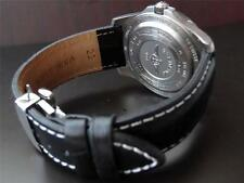 QUALITY THICK REPLACEMENT DEPLOYMENT LEATHER STRAP TO FIT YOUR MIDO WATCH