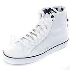 Adidas Originals Nizza Hi Trainers - White  mens Size