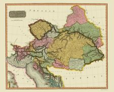 AUSTRIA BY JOHN THOMSON 1816