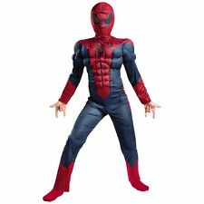 The Amazing Spiderman Kids Fancy Dress Halloween Costume