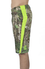 Ten-80 Mens Real Tree Bassassin Boardshorts 2014