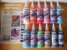 SOCK STOP Anti-slip glue for fabrics and textiles