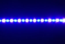 "Aquarium LED Light Bar 36"" ReefBar Pro 50/50 Blue/12k 36x 3W Bridgelux 40 46 gal"