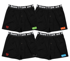 CT 4 X Pack Frank and Beans Boxer Shorts S M L XL XXL XL Size Mens Underwear