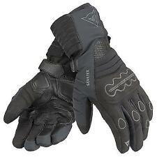 DAINESE SCOUT EVO GTX GORETEX WATERPROOF TEXTILE TOURING MOTORCYCLE GLOVES BLACK