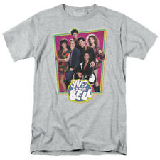 Saved By The Bell Cast Photo 80s NBC TV Show T-Shirt Tee