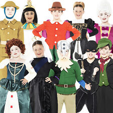 Horrible Histories Kids Fancy Dress Book Week Historical Childs Costume Outfit