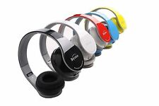 Stereo Hi-Fi Bluetooth Headphones Headset for Mobile Cell Phone Laptop PC Tablet