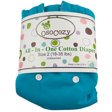 OsoCozy All In One Cloth Diaper Ver 3.0