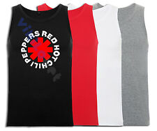 Camiseta Tirantes Red Hot Chili Peppers XXL XL L M S Size No CD Concierto Tshirt