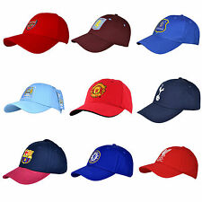 Football Team OFFICIAL Baseball Caps Hats  - Kids & Adults - NEW