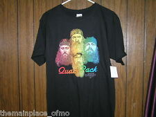 NWT Duck Dynasty Quack Pack Shirt - Phil, Si, Jase, Willie - Men's Sizes