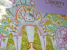 HELLO KITTY Park Life SINGLE or DOUBLE choice QUILT COVER SET BNIP Liberty
